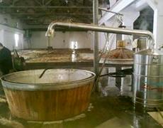 圆木桶酿酒设备
